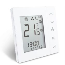 Fancoil Thermostat - FC600 - Salus Smart Home