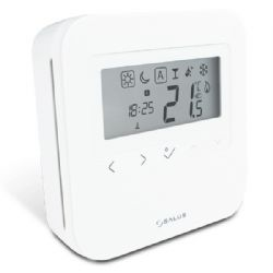 Programmable Digital display Thermostat 24V - HTRP-24V - Salus