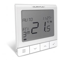 QUANTUM Wired Programmable Digital Thermostat- SQ610