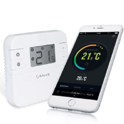 Smart Phone WIFI Controlled Thermostat - RT310i – Salus