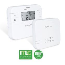 Wireless Programmable RF Digital Thermostat - Salus RT510RF