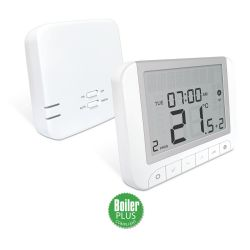 Wireless Programmable RF Digital Thermostat - RT520RF -Salus