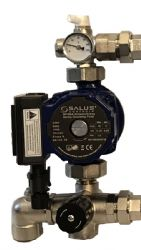 . Pump and Mixing Valve Set - Salus MP200A - A Rated